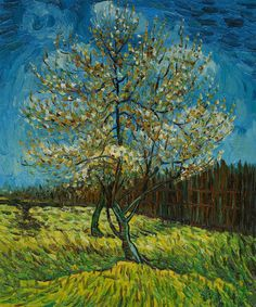 vincent van gogh paintings of trees - Google Search