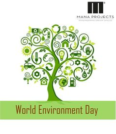 'Trees are the earth's endless effort to speak to the listening heaven.' #WorldEnvironmentDay