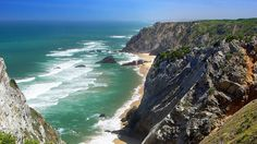 Sintra - 30 km northwest of Lisbon easily reached by car or public transports