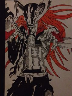 bleach agen i really like the way the characters are drawn