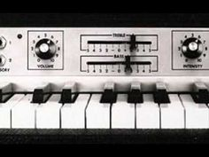 The Fender Rhodes Electric Piano -- Par Excellence Electric Piano, Digital Piano, Vintage Keys, Rhodes, Guitars, Instruments, Software, Spaces, Awesome