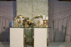 Wedding Reception Decor by Em'ganwini Kraal Wedding Reception Decorations, Entryway Tables, Weddings, Ideas, Home Decor, Decoration Home, Room Decor, Wedding, Home Interior Design