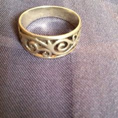 Ring Sterling silver ring. Jewelry Rings