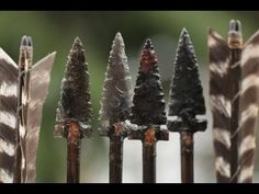 Modern Arrowheads