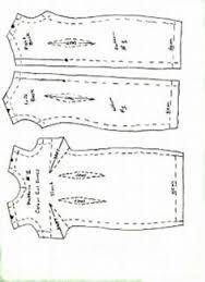 Image result for 12 inch doll clothes patterns free