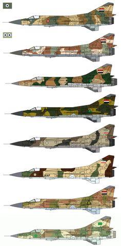 Альтернативные истребители МиГ-23 с несущими поверхностями схемы «биплан-тандем». СССР Часть 3