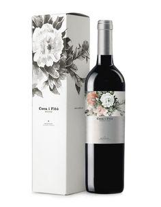 Wine bottle design