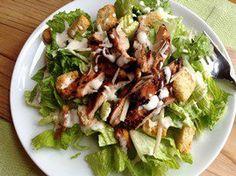 S&F Grilled Chicken Caesar Salad #MustTryNow
