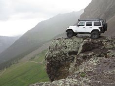 Imogene Pass in Ouray, CO