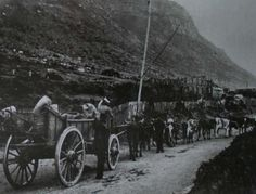 Vintage Historical Cape Town photos - old pictures of Cape Town Old Pictures, Old Photos, Cities In Africa, Cape Town South Africa, Most Beautiful Cities, Historical Pictures, African History, Landscape, Vintage