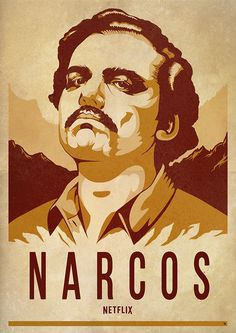 More style Pablo Escobar Character Legend Retro Vintage Art Film Print Silk Poster Home Wall Decor Pablo Emilio Escobar, Narcos Escobar, Narcos Wallpaper, Narcos Poster, Blue Exorcist, Most Popular Tv Shows, Vito, Cinema Movies, Illustration