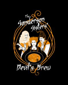 Devil's Brew T-Shirt | $10 Hocus Pocus tee at ShirtPunch today only!