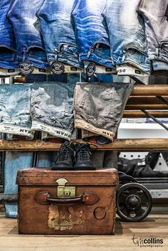 Undeniably one of Amsterdams most prestigious and intoxicating denim stores is located at Prinsengracht 495. It's home to the forward thinking brand DENHAM The Jeanmaker. There is 2 service & repair centres internationally for DENHAM The Jeanmaker. One …