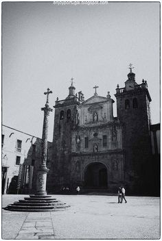 Viseu Cathedral, Portugal