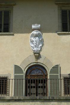 Villa Medici - la  Petraia  Castello, Firenze (florence) #italy