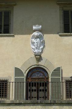 Villa Medicea la  Petraia  Castello, Firenze