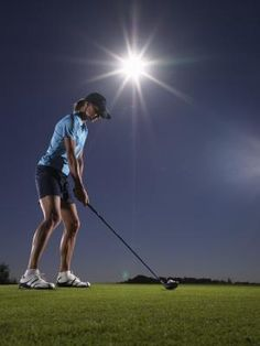 Golf Exercises For Women | LIVESTRONG.COM