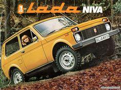 Russian Lada Niva 2121 (1979)