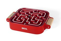 We have all grown up battling the BRIO Labyrinth. This excellent BRIO baby toy offers an easier start. Take Along Labyrinth is turnable and sealed – no lost marbles! Brio Toys, Camping Toys, Toy Playhouse, Labyrinth Game, Orchard Toys, Fairy Bread, Card Games For Kids, Cool Toys, Apple Watch