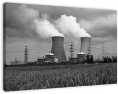 Nuclear powerplant (Doel, Belgium)