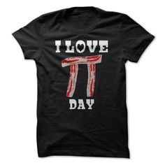 I Love Pi Bacon Day Every Day T-Shirts, Hoodies, Sweaters