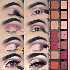 WEBSTA @ glamorous_reflections - A #stepbystep pictorial of a look created using @anastasiabeverlyhills #modernrenaissance palette.#repost ____________#universodamaquiagem_oficial#wakeupandmakeup #slave2beauty #maryhadalittleglam #makeupmafia #laurag_143 #makeupfanatic1 #like4like #anastasiabeverlyhills #anastasiabrows #abhbrows #makeupslaves #melformakeup #morphegirl #sigmabeauty #morphebrushes #norvina #motd #hudabeauty #makeup #makeupjunkie #shophudabeauty #alyakattan #gold