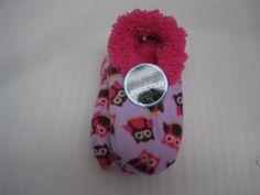 Women's Snoozie Slippers - OWL #snoozies  #Ladies #Footwear