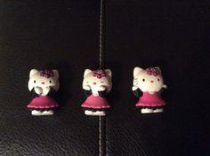 Hello Kitty 3  Minature Toys #Sanrio