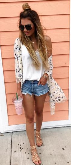Beautiful Summer Outfits To Wear Now 9