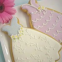 Wedding or Bridal Shower cookies