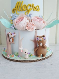 Custom Cakes | Cottontail Cake Studio | Sugar Art & Pastries