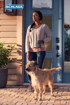 Turning homes into havens. Schlage delivers quality door hardware that's trusted in over 40 million homes. Cute Dog Pictures, Fall Pictures, Cute Funny Animals, Cute Dogs, Diy Furniture Renovation, Diy Clothes And Shoes, Cute Relationship Texts, Summer Vacation Outfits, Cottage Exterior