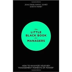 #Little #black book for managers #cross gomez money john wiley sons . 97811187442,  View more on the LINK: 	http://www.zeppy.io/product/gb/2/151691809455/