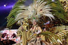 El Carnaval de Santa Cruz de Tenerife ya tiene Reina, es la guapísima Cecilia Navarro Arteaga, en representación de La Opinión y McDonald's. Saber más en: http://www.tenerinfo.com