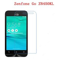 3 PCS HD phone film PE touch preserving eyesight for ASUS Zenfone Go ZB450KL 4.5 screen protector +Wipe wipes