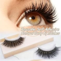 magnetic eyelashes makeup eyelashes prom eyelashes false eyelashes putting on eyela. - Makeup Tips Best Fake Eyelashes, Perfect Eyelashes, Applying False Eyelashes, Beautiful Eyelashes, Beauty Makeup, Eye Makeup, Eyelashes Makeup, Makeup Morphe, Makeup Primer