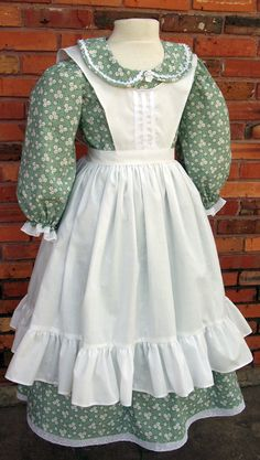 Anne of Green Gables Dress- I just LOVE this! Its beautiful!