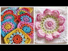 Battaniye ve Yatak Örtüsü Motif Desenleri - YouTube Granny Square Blanket, Bed Spreads, Youtube, Crochet Patterns, Make It Yourself, Handmade, House, Cardigan Sweater Outfit, Knit Bag