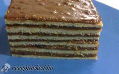 Koldus torta recept fotóval Torte Cake, Cake Bars, My Recipes, Sweet Recipes, Dessert Recipes, Ital Food, Hungarian Recipes, Hungarian Food, Traditional Cakes