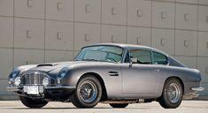 Aston Martin DB6 (1965 – 1970)