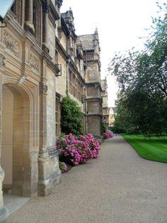 Trinity College, Oxford University (August 2012)