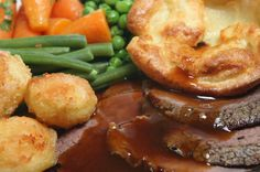 Simple Family Meals - Traditional Sunday Roast Beef