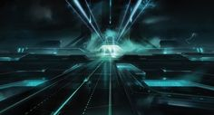 Tron the grid movie
