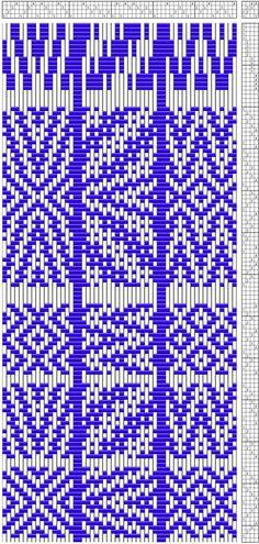 Hotweaver's 4-Shaft; 4-Block; Rep Sampler - Forums - Weaving Today. Draft
