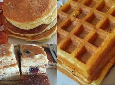 This keto-friendly batter works great for either pancakes or waffles, producing an end product that is delicious, fluffy, and disturbingly similar to the real thing.