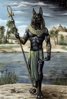 ☥Egyptian Mythology☥Anubis