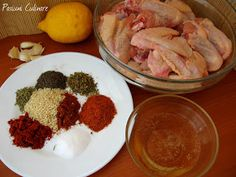 Marinare carne de pui | Pasiuni Culinare Meat, Chicken, Food, Essen, Meals, Yemek, Eten, Cubs