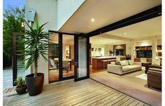Nanowall  Contemporary Home Plan 496-1