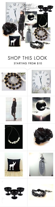 """""""Peaceful Quiet Moments"""" by inspiredbyten ❤ liked on Polyvore featuring vintage"""