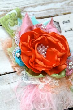 French Riviera Headband by London Raquel by londonraquel on Etsy, $34.99
